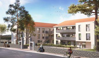 Photo du Résidence « Le Clos Sibille » programme immobilier neuf à Pont-Évêque