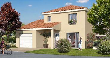 Pont-Évêque programme immobilier neuve « Le Domaine d'Elise IV »