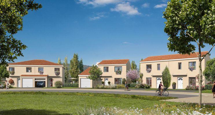 Résidence « Le Domaine D'Elise Iv » programme immobilier neuf à Pont-Évêque n°2