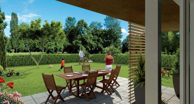 Résidence « Le Domaine D'Elise Iv » programme immobilier neuf à Pont-Évêque n°3