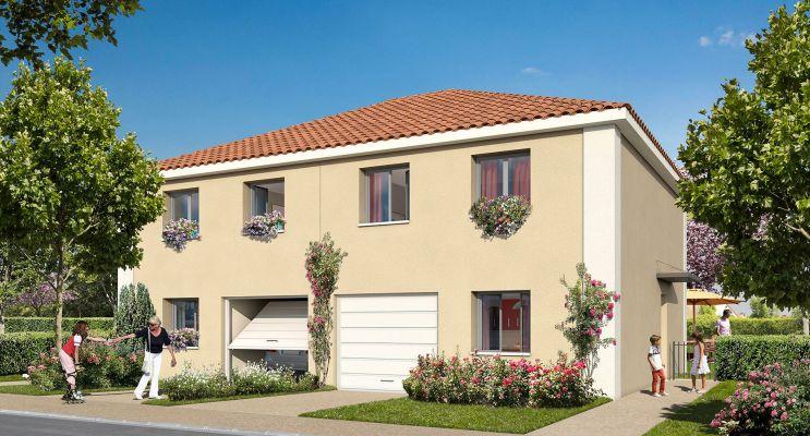 Résidence « Le Domaine D'Elise Iv » programme immobilier neuf à Pont-Évêque n°4