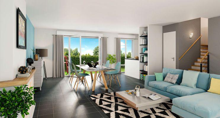 Résidence « Le Domaine D'Elise Iv » programme immobilier neuf à Pont-Évêque n°5