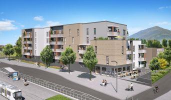 Résidence « Esprit Vence » programme immobilier neuf en Loi Pinel à Saint-Égrève n°1