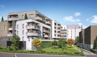 Résidence « Esprit Vence » programme immobilier neuf en Loi Pinel à Saint-Égrève n°2