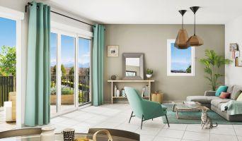 Résidence « Esprit Vence » programme immobilier neuf en Loi Pinel à Saint-Égrève n°3