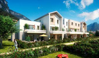 Sassenage programme immobilier neuve « Résidence Vendôme » en Loi Pinel  (2)