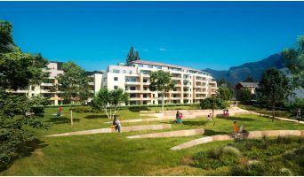 Sassenage programme immobilier neuve « Résidence Vendôme » en Loi Pinel  (3)
