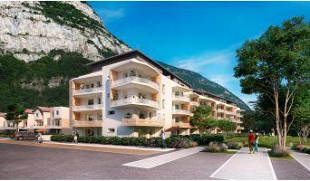 Sassenage programme immobilier neuve « Résidence Vendôme » en Loi Pinel  (4)