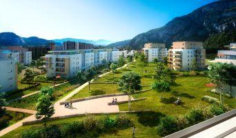 Sassenage programme immobilier neuve « Résidence Vendôme » en Loi Pinel  (5)