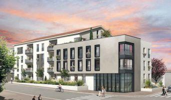 Photo du Résidence « Villa Maxime » programme immobilier neuf à Vienne
