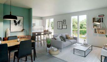 Photo n°2 du Résidence « Le 90 » programme immobilier neuf en Loi Pinel à Villefontaine