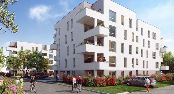 Photo du Résidence « Le 90 » programme immobilier neuf en Loi Pinel à Villefontaine