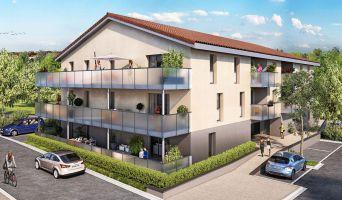 Résidence « Le Domaine Des Poiriers » programme immobilier neuf à Villette-de-Vienne n°1