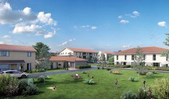 Résidence « Le Domaine Des Poiriers » programme immobilier neuf à Villette-de-Vienne n°2