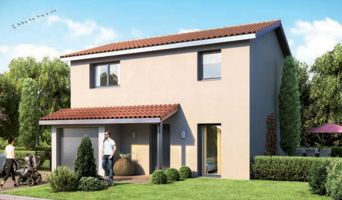 Résidence « Le Domaine Des Poiriers » programme immobilier neuf à Villette-de-Vienne n°4