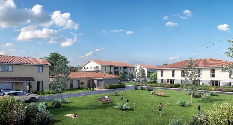Photo n°2 du Résidence neuf « Le Domaine Des Poiriers »