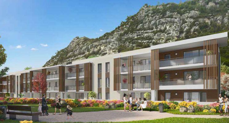 Photo du Résidence « Eden Roc » programme immobilier neuf en Loi Pinel à Voreppe