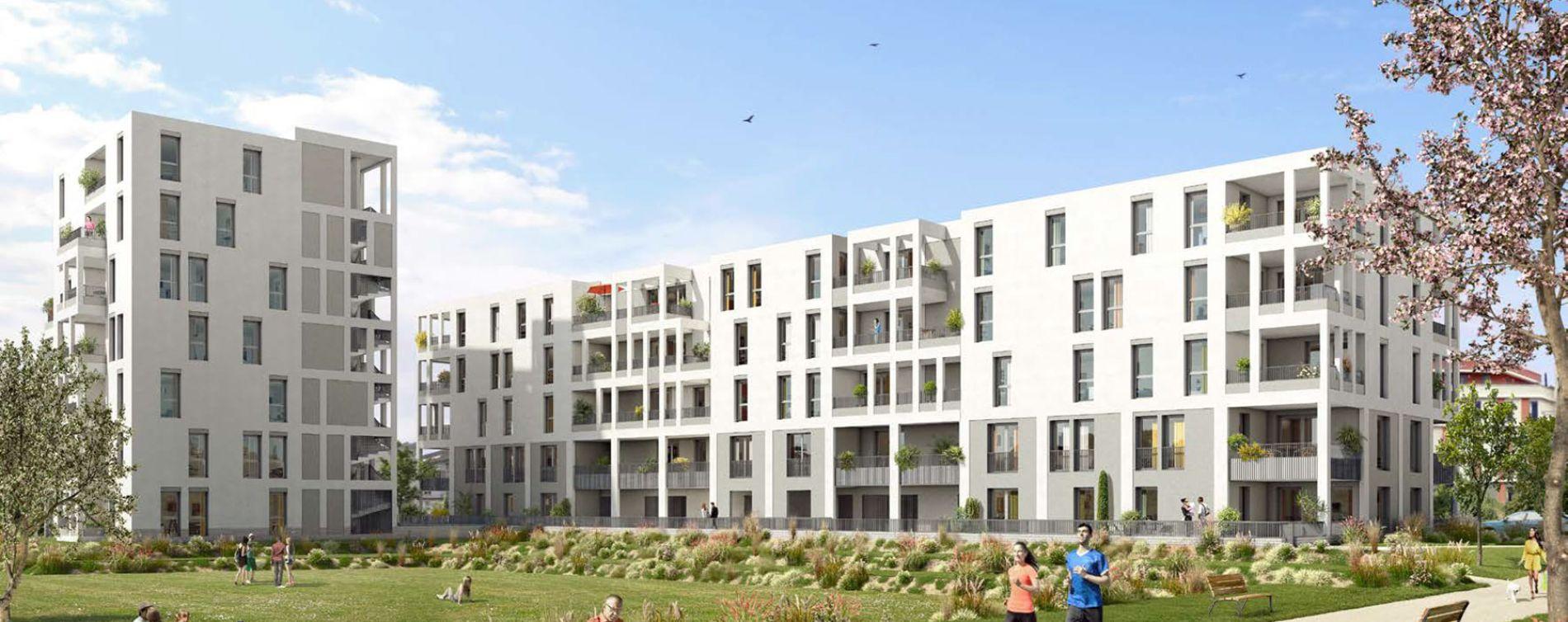Saint-Étienne : programme immobilier neuve « Factory » (3)