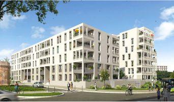 Photo du Résidence « Factory » programme immobilier neuf à Saint-Étienne