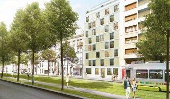 Photo du Résidence « La Fabrik » programme immobilier neuf à Saint-Étienne