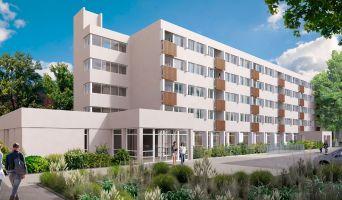 Photo du Résidence « Les Hortensias » programme immobilier neuf à Saint-Étienne