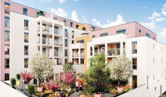Photo du Résidence « Les Senioriales de Saint-Etienne » programme immobilier neuf à Saint-Étienne
