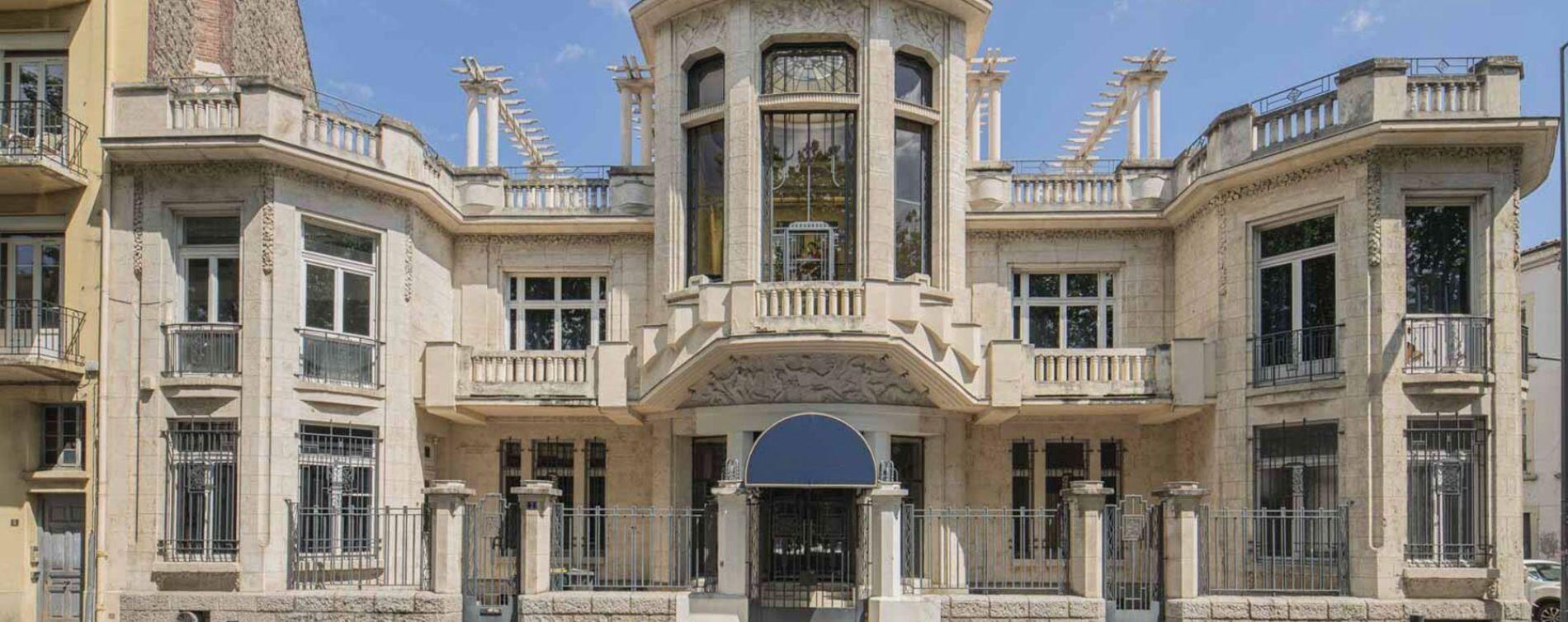 Saint-Étienne : programme immobilier neuve « Villa Hatier »