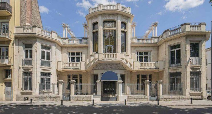 Photo du Résidence « Villa Hatier » programme immobilier à rénover en Monument Historique à Saint-Étienne