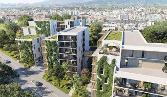Clermont-Ferrand : programme immobilier neuf « Au Pluriel » en Loi Pinel