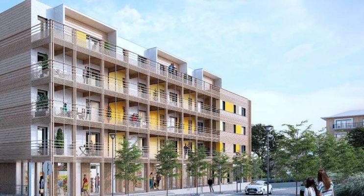 Photo du Résidence « Belved R » programme immobilier neuf en Loi Pinel à Clermont-Ferrand