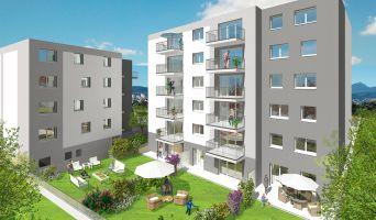 Photo du Résidence « Cubik » programme immobilier neuf en Loi Pinel à Clermont-Ferrand