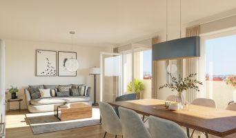 Clermont-Ferrand programme immobilier neuve « DecliQ » en Loi Pinel  (3)
