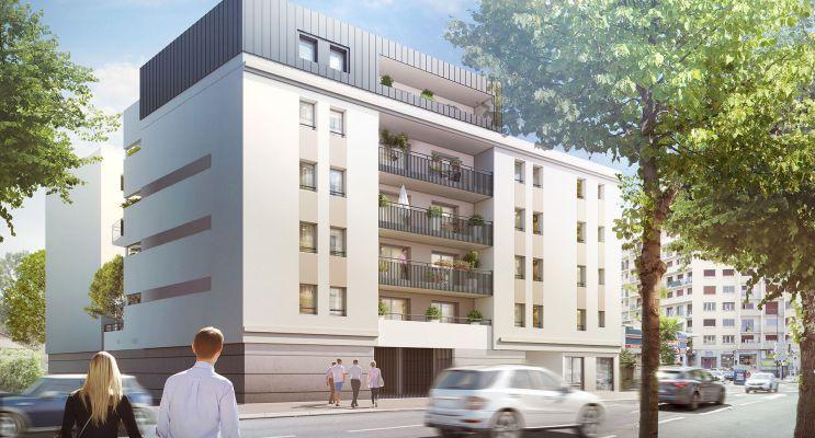 Photo du Résidence « DecliQ » programme immobilier neuf en Loi Pinel à Clermont-Ferrand