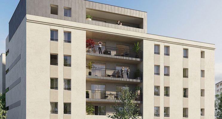 Photo n°2 du Résidence « Decliq » programme immobilier neuf en Loi Pinel à Clermont-Ferrand