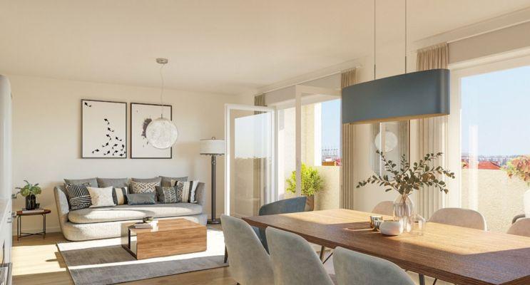 Photo n°3 du Résidence « Decliq » programme immobilier neuf en Loi Pinel à Clermont-Ferrand