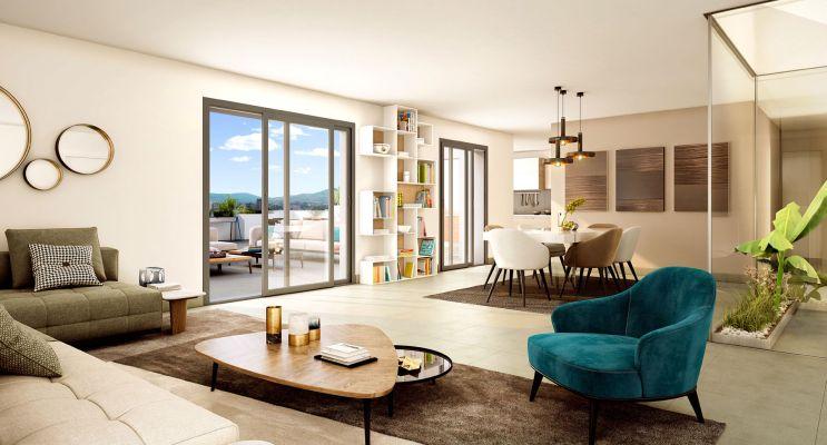 Photo n°1 du Résidence « Hôtel Dieu - L'Emblématique » programme immobilier neuf en Loi Pinel à Clermont-Ferrand