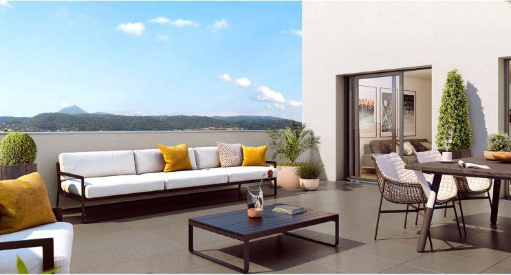 Photo n°2 du Résidence « Hôtel Dieu - L'Emblématique » programme immobilier neuf en Loi Pinel à Clermont-Ferrand