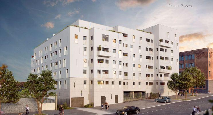 Photo n°3 du Résidence « Hôtel Dieu - L'Emblématique » programme immobilier neuf en Loi Pinel à Clermont-Ferrand