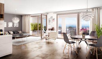 Photo n°1 du Résidence « Hôtel Dieu - Les Pavillons » programme immobilier neuf en Loi Pinel à Clermont-Ferrand