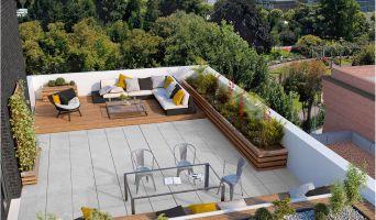 Photo n°2 du Résidence « Hôtel Dieu - Les Pavillons » programme immobilier neuf en Loi Pinel à Clermont-Ferrand