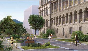 Résidence « Hôtel Dieu - L'Intemporel » programme immobilier neuf en Loi Pinel à Clermont-Ferrand n°3