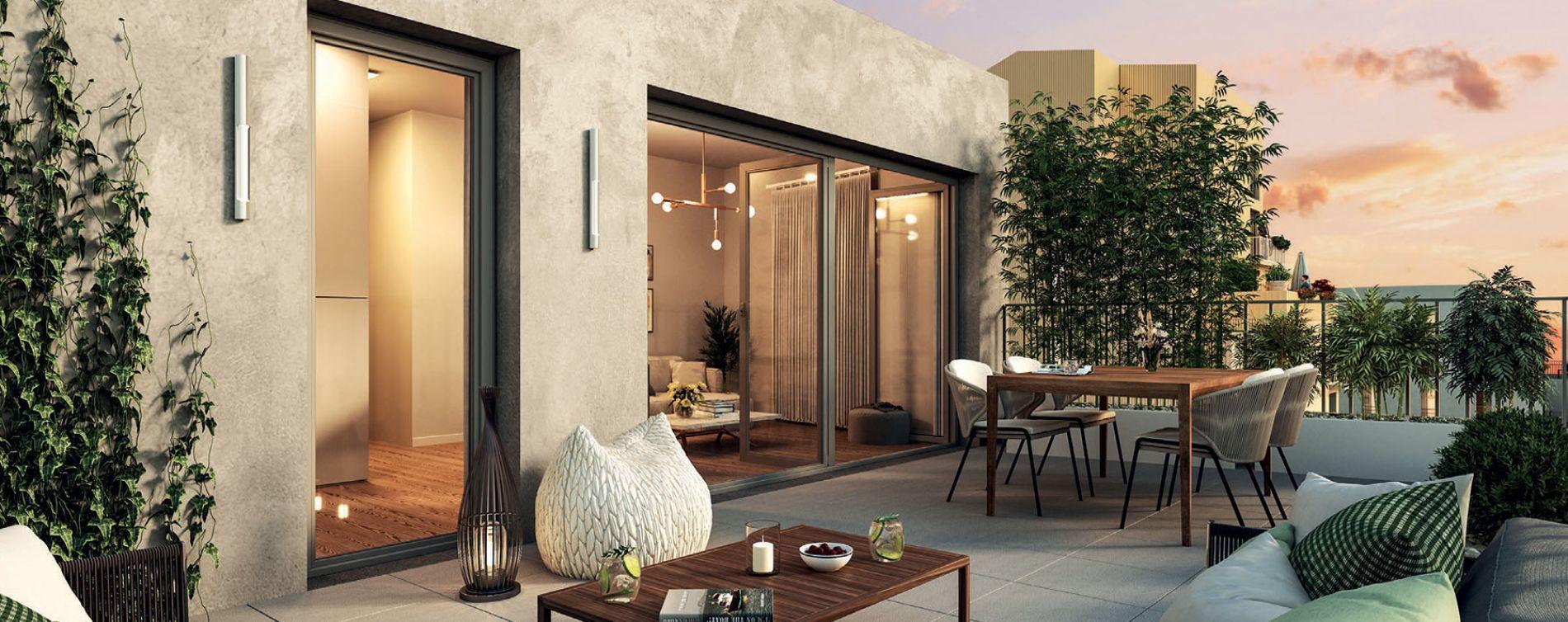 Clermont-Ferrand : programme immobilier neuve « Ilo23 » en Loi Pinel (2)
