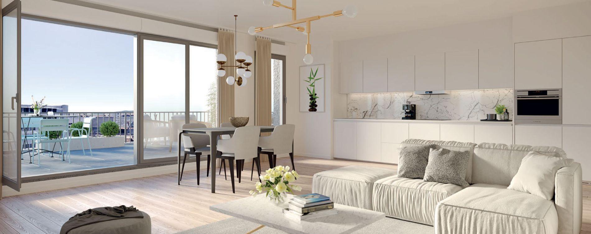 Clermont-Ferrand : programme immobilier neuve « Ilo23 » en Loi Pinel (4)
