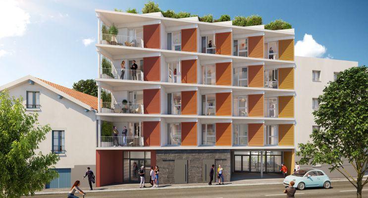Photo du Résidence « Le Wing » programme immobilier neuf à Clermont-Ferrand