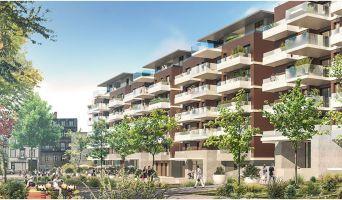 Photo n°1 du Résidence « Les Allées Blatin - Tranche 1 » programme immobilier neuf en Loi Pinel à Clermont-Ferrand