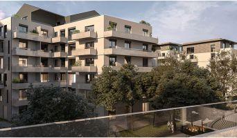 Clermont-Ferrand programme immobilier neuve « Les Allées Blatin - Tranche 1 »  (3)