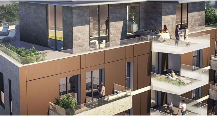 Photo n°4 du Résidence « Les Allées Blatin - Tranche 1 » programme immobilier neuf en Loi Pinel à Clermont-Ferrand