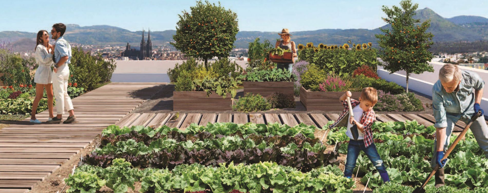 Clermont-Ferrand : programme immobilier neuve « Les Fabriks de Mai » en Loi Pinel (5)