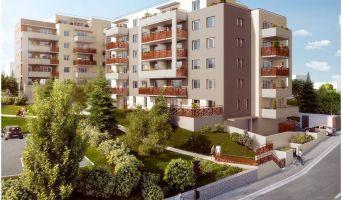 Photo n°1 du Résidence « Les Hauts De L'Oradou » programme immobilier neuf en Loi Pinel à Clermont-Ferrand