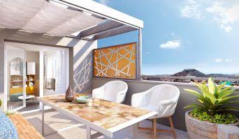 Photo n°3 du Résidence « Les Hauts De L'Oradou » programme immobilier neuf en Loi Pinel à Clermont-Ferrand